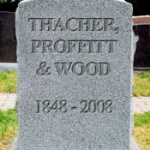 Thacher Proffitt Is No More; Fourth Biglaw Collapse This Year