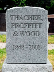 Thacher Proffitt & Wood - 1848-2008