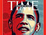Barack Obama in Time Magazine