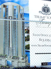 Law Firm Sued Over Failed Trump Development
