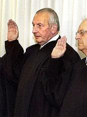 RI Supreme Court Justice Williams Steps Down