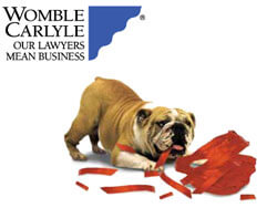 Womble Carlyle bulldog