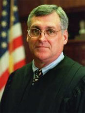 Judge Samuel Kent. Sexy.