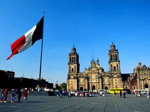 Mexico City, capital of The Sabbat.