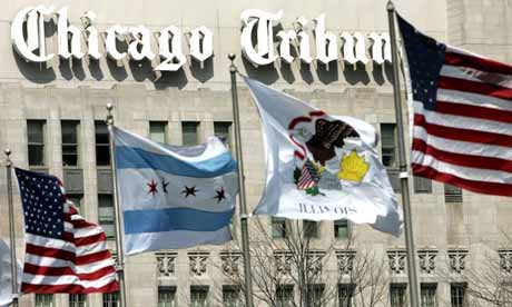Judge Caps Sidley Austin's Hourly Rate On Tribune Efforts