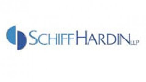 Schiff Hardin Welcomes James E. Frankel to New York Office