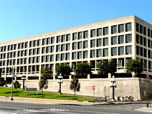 US Department of Labor HQ