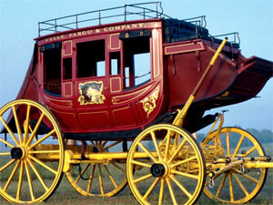 It's a ride out of town for Wells Fargo in-house counsel.