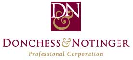 Donchess & Notinger, P.C. Claim Bankruptcy of Financial Resources Mortgage and CL&M Creating Financial Hardship