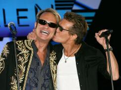 Van Halen Announces 2012 Tour with David Lee Roth