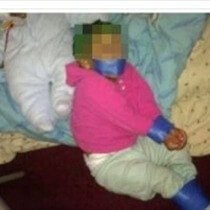 This Is 'Wut' Happens When You Post Nasty Pics of Your Baby on Facebook: 'Po Po' Come Get You
