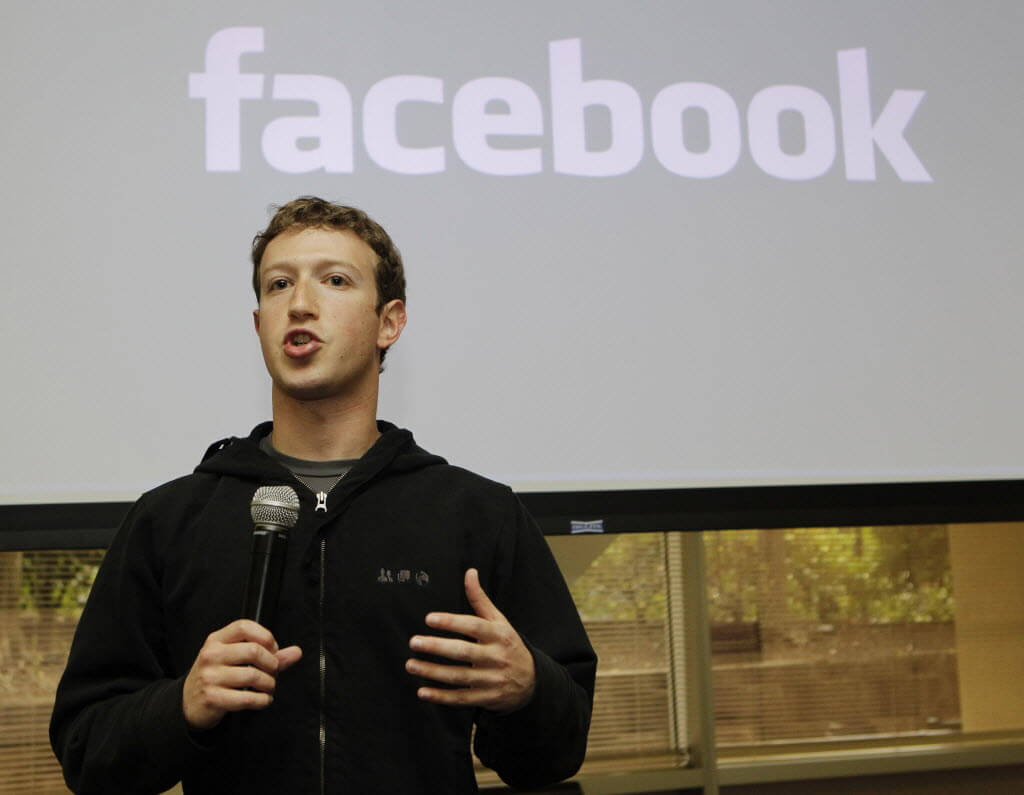 Facebook suing Mark Zuckerberg?