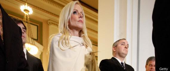 White House Dinner Crashers Arguing Publicly