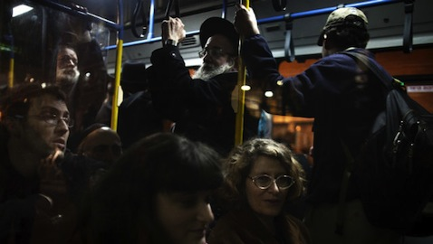 Ultra-Orthodox Claims Women as a Problem, but Perhaps it is the Men With an Issue