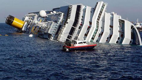 Costa Cruises Offers Discount to Tragedy Victims