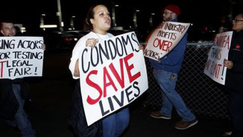 City Council in L.A. Requires Condoms for Porn Shoots