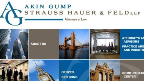 Akin Gump Faced with Libel Lawsuit
