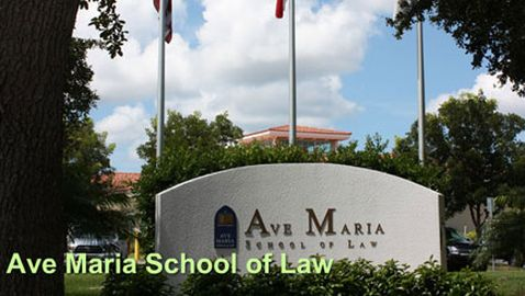 Abortion-Contraception Mandate Cannot be Applied to Ave Maria School of Law