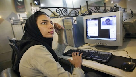 Iran Begins New Web Crackdown