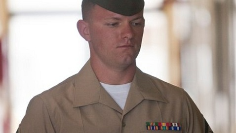Hazing Ruled Not the Cause of Marine's Suicide