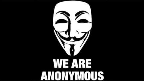 Hacker Group Anonymous Hacks Into Government Website
