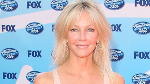 Heather Locklear Hospitalized