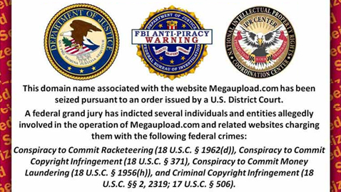 FBI Shuts Down Megaupload, Arrests Top Execs