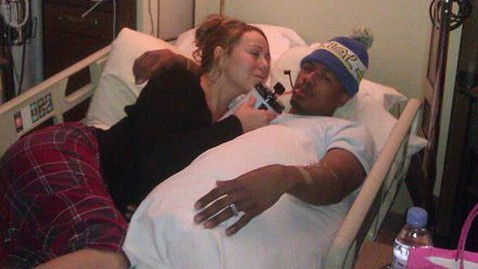Nick Cannon Hospitalized with Kidney Problems