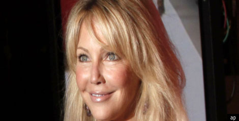 Heather Locklear Entered Rehab Before Being Hospitalized