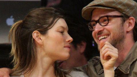 Justin Timberlake and Jessica Biel Engaged