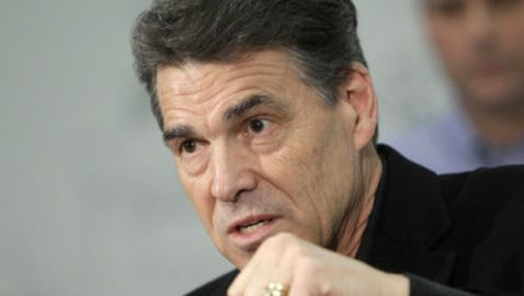 Marines in Video Defended by Rick Perry