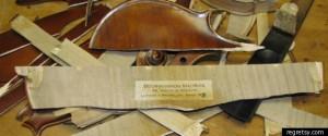 Violin Destroyed at Order of PayPal