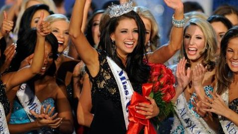 Laura Kaeppeler Crowned Miss America