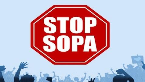 SOPA Halted After Last Week's Uproar