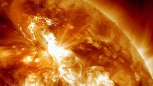 The Sun's Fury Evokes Earth's Awe as Solar Storms Intensify the Aurora Borealis