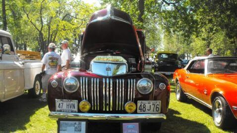 Ford Motor Company Purchases 1947 Truck for $800,000