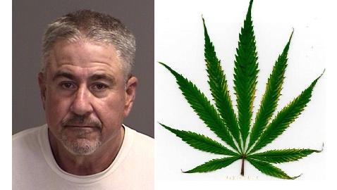 Judge Wiggins Caught with Marijuana