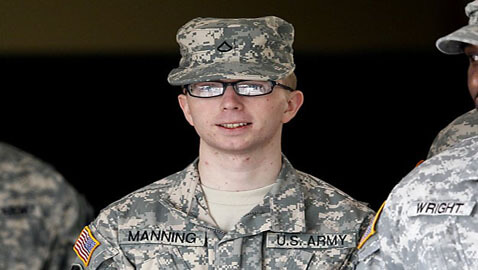 Hearing Continues for Pfc. Bradley Manning's Confinement