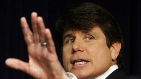 Rod Blagojevich to Report to Prison in March