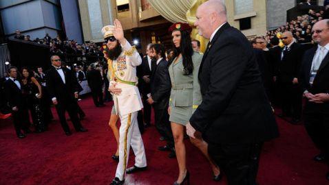 Ryan Seacrest becomes Butt of Sacha Baron Cohen Prank