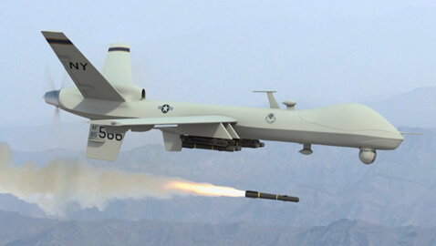 Memo from Justice Department Justifies Drone Strikes on Americans