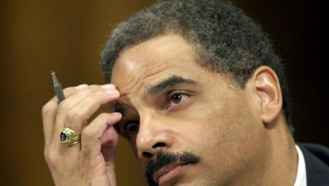 Holder Calls for Sentencing Reform in War on Drugs