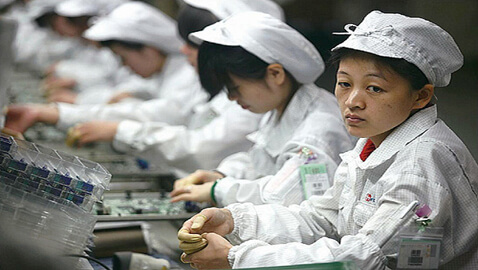 Reports: Foxconn Uses Students to Make iPhones