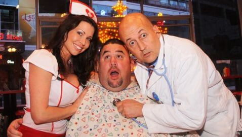 Customer Suffers Heart Attack at 'Heart Attack Grill'