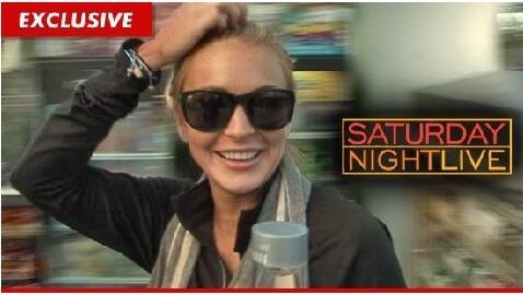 Lohan to Host SNL