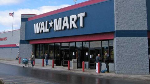 Naked Man Shops Nude in PA Walmart