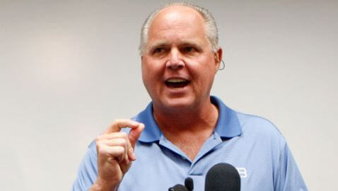 Rush Limbaugh Issues Written Apology for Sandra Fluke Comments