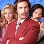 Ron Burgundy Announces Sequel to 'Anchorman' on 'Conan'