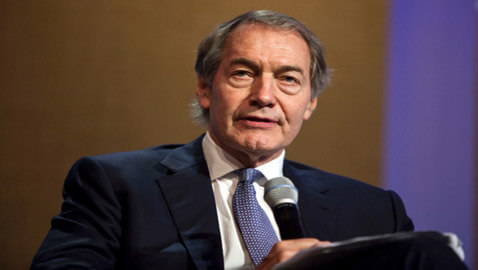 TV Host Charlie Rose Sued for Not Paying Intern's Wages