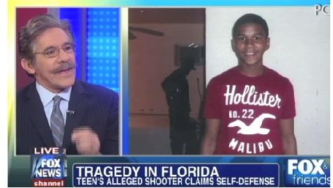 Geraldo Rivera Blames Hoodie for Teen's Death